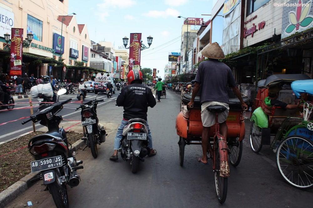 Menghabiskan Malam di Kawasan Titik Nol, Tempat Nongkrong Asyik di Yogyakarta