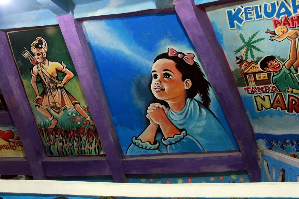 Bertemu dengan Pelukis dan Pendiri Gereja Ayam