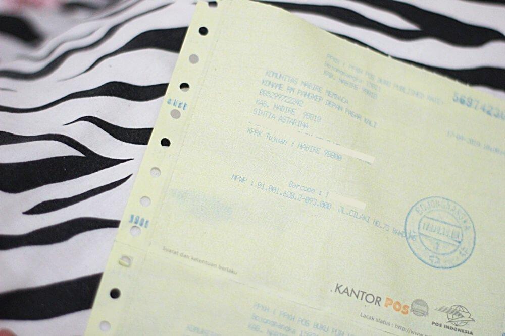 Pengalaman Mengirim Buku Gratis Lewat Kantor Pos Setiap Tanggal 17