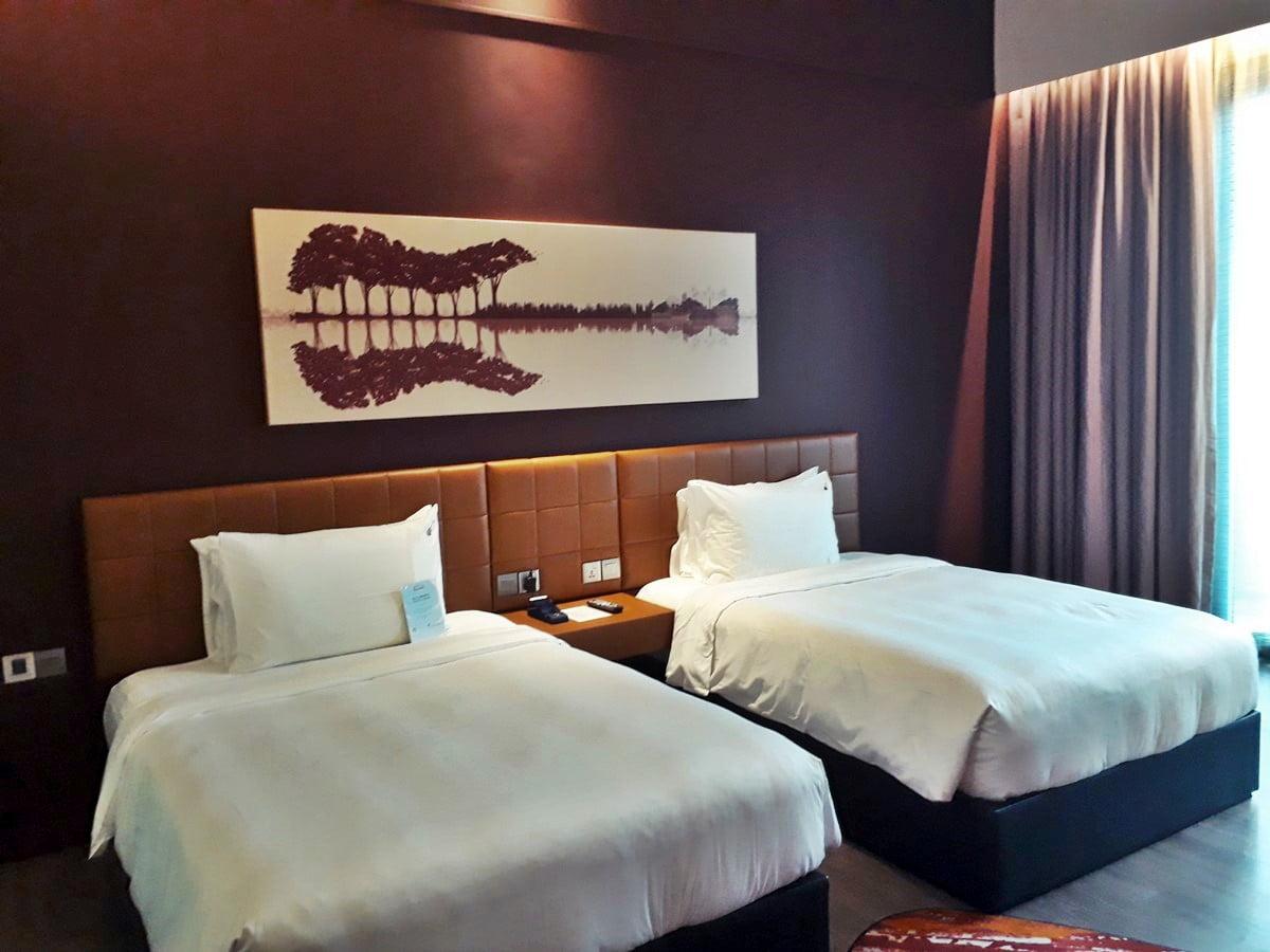Pengalaman Menginap di Hard Rock Hotel Singapura yang Bernuansa Rock n Roll