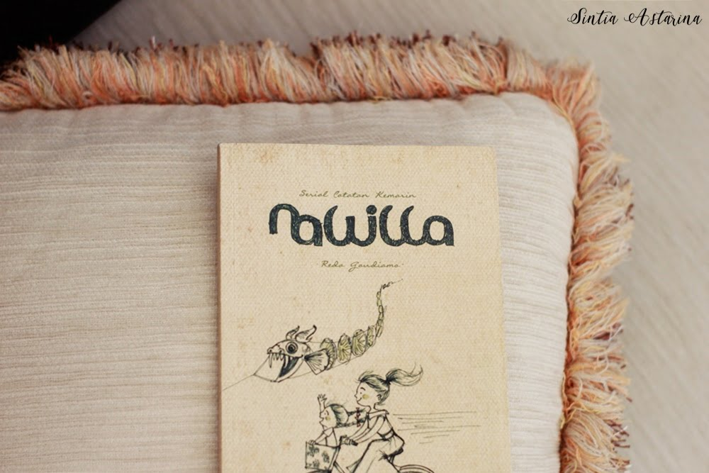 Na Willa Serial Catatan Kemarin karya Reda Gaudiamo