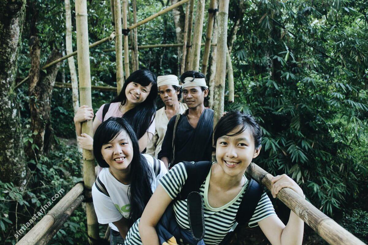 suku baduy dalam - suku baduy luar - Belajar Banyak Budaya Lokal Masyarakat Baduy