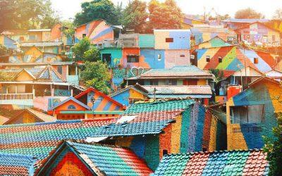 5 Hal Menyenangkan di Kampung Pelangi Semarang