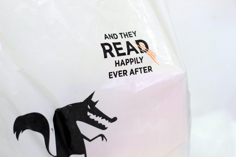 Big Bad Wolf Books Sale Jakarta 2019