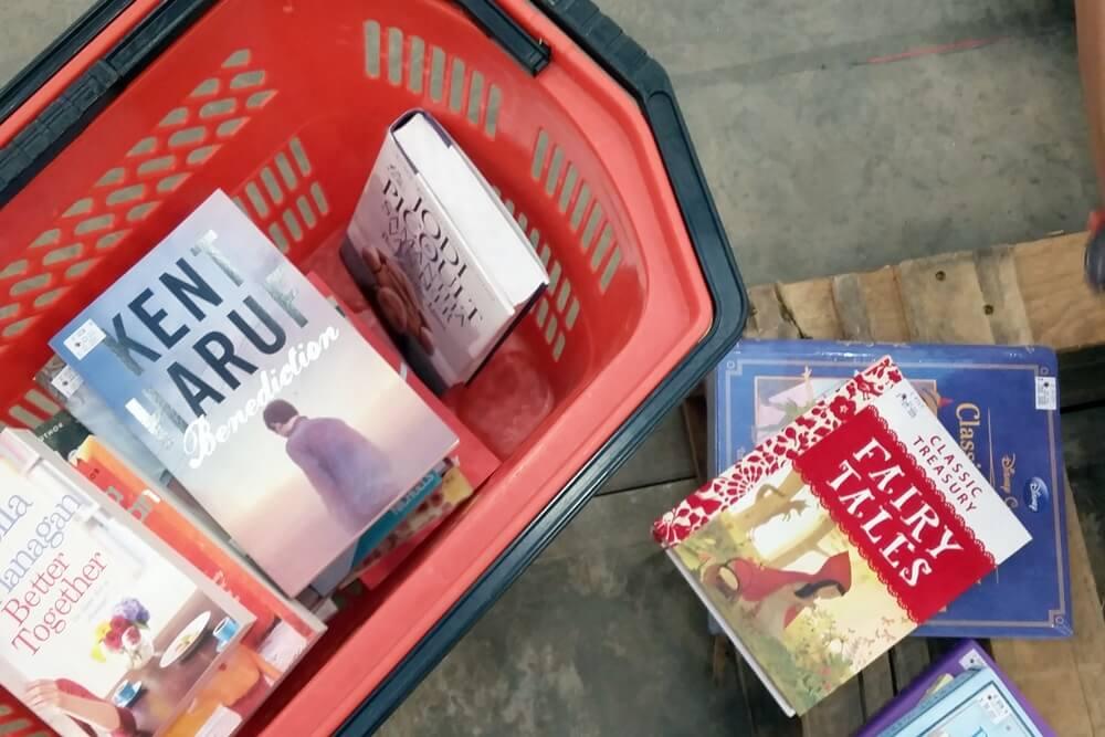 Pengalaman Borong Buku di Big Bad Wolf Jakarta, Bazar Buku Terbesar di Dunia