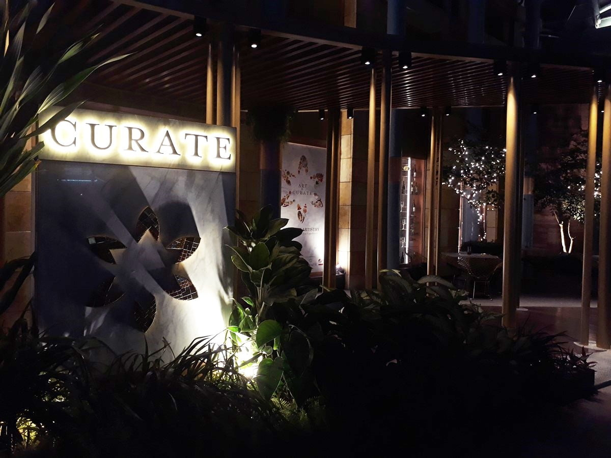 5 Alasan Tak Perlu Ragu Bersantap di Restoran Fine Dining CURATE, Singapura