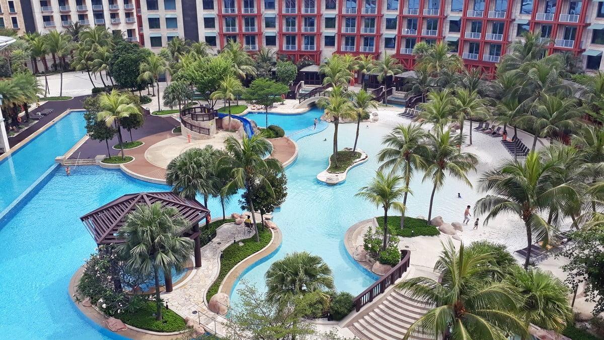 Pengalaman Menginap di Hard Rock Hotel Singapura yang Bernuansa Rock 'n Roll