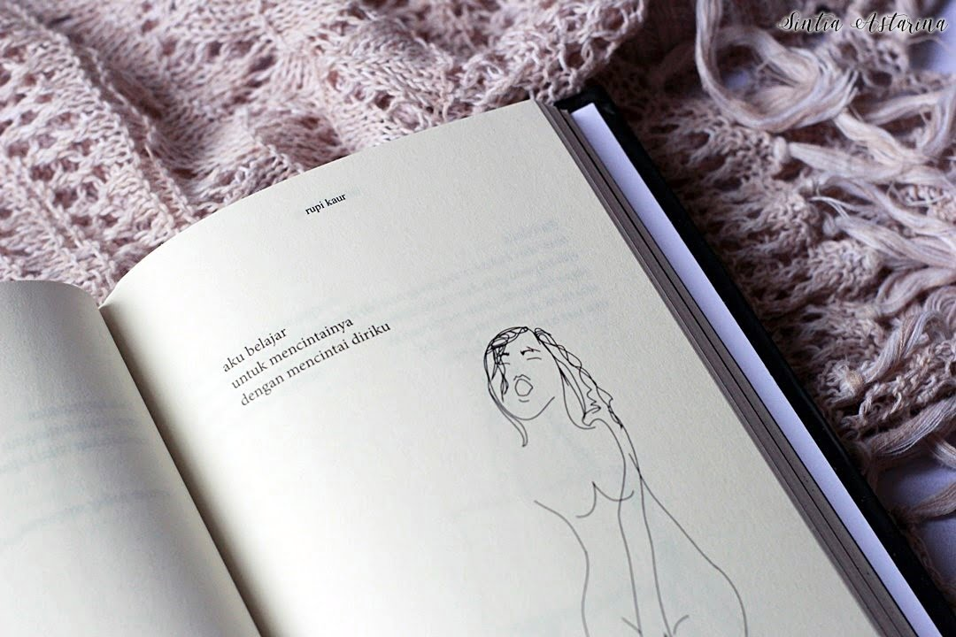 [BOOK REVIEW] Milk and Honey Karya Rupi Kaur, Versi Bahasa Indonesia