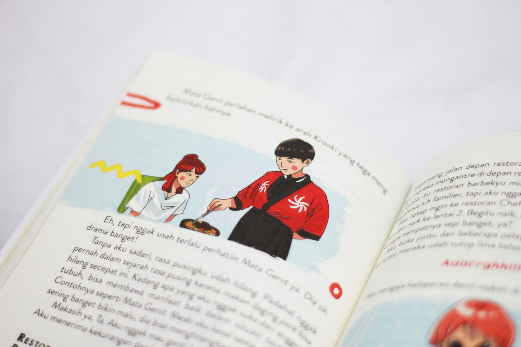 [BOOK REVIEW] Off the Record Karya Ria SW