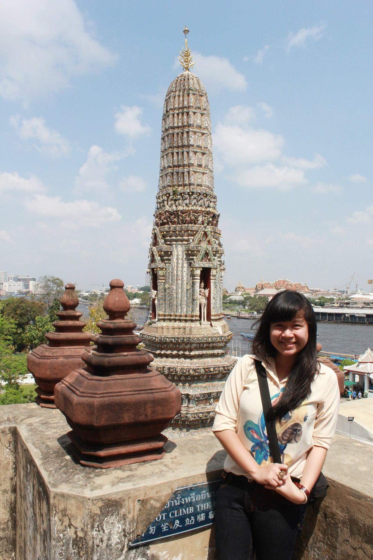 Memenuhi Janji Liburan ke Bangkok Bareng Mama Lebaran 2019 (1)