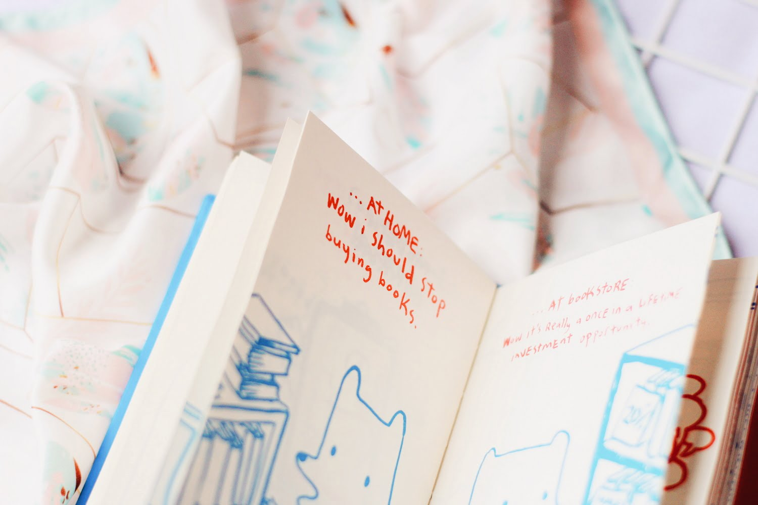 [BOOK REVIEW] The Stories of Choo Choo You're Not as Alone as You Think Karya Citra Marina