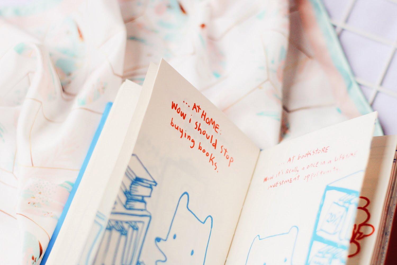 [BOOK REVIEW] The Stories of Choo Choo You're Not as Alone as You Think Karya Citra Marina - 5 Buku Ilustrasi Favorit untuk Kamu yang Butuh Bacaan Ringan