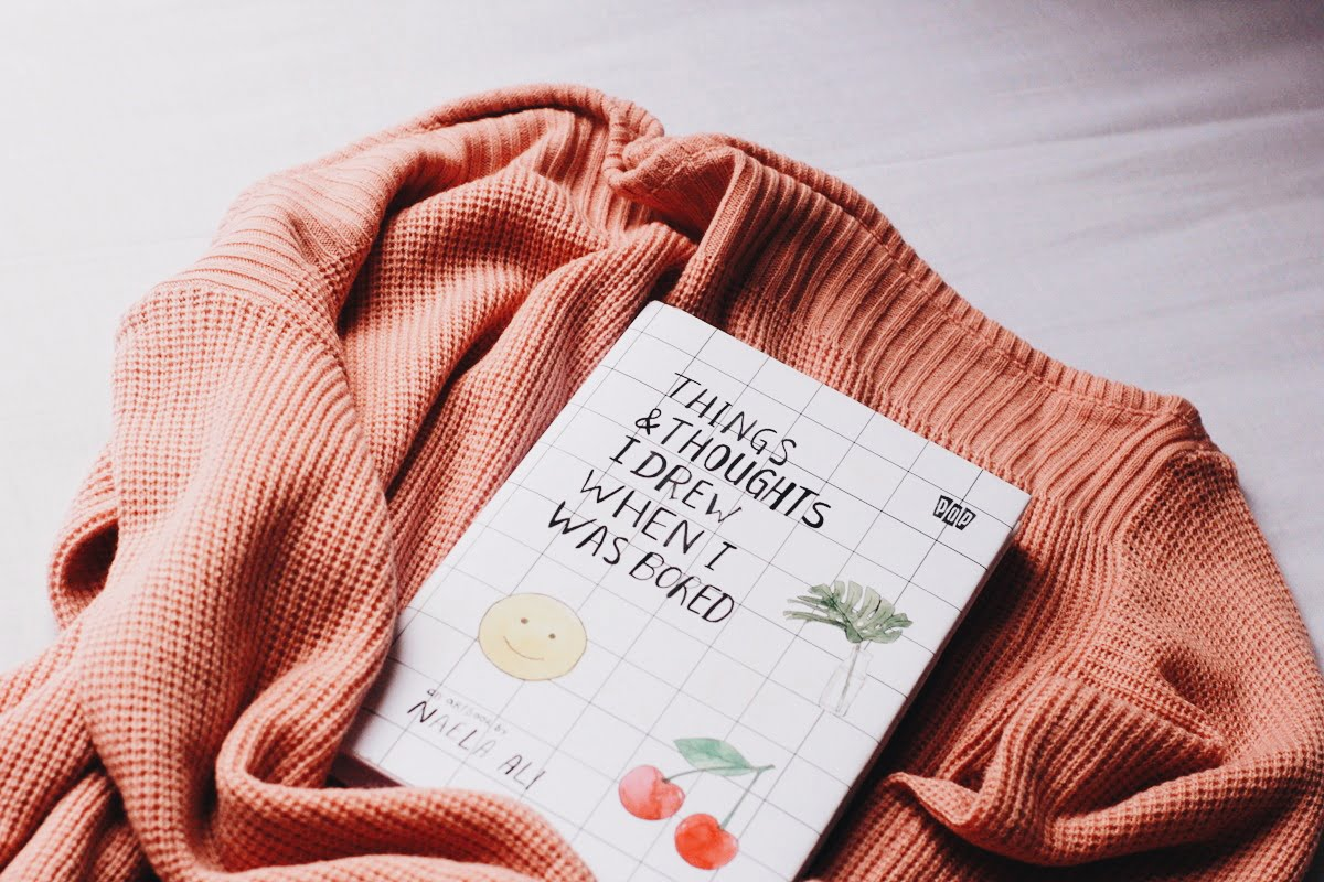 [BOOK REVIEW] Things & Thoughts I Drew When I was Bored Karya Naela Ali (11)