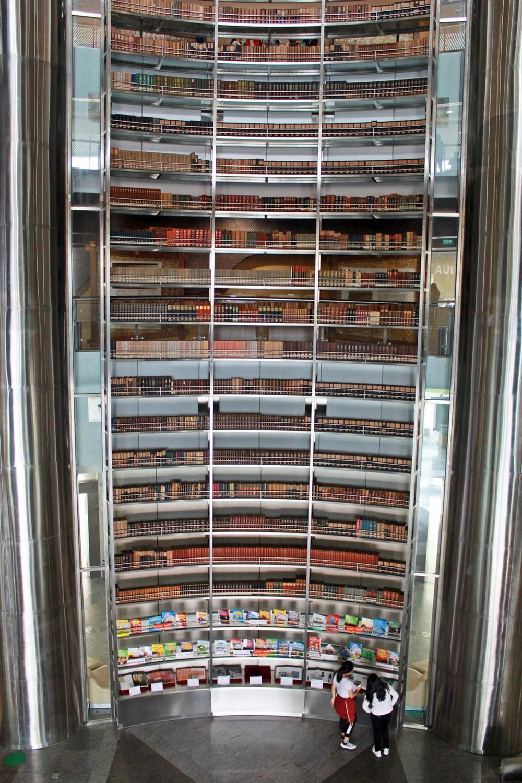 Berkunjung Ke Perpustakaan Nasional Ri  Perpustakaan