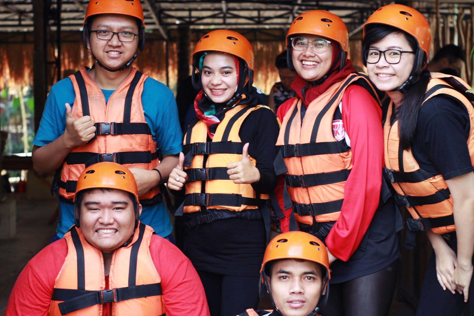 Pulang Rafting Bareng Toekad Adventure Bali, Dapat Bonus Kaki Pegal