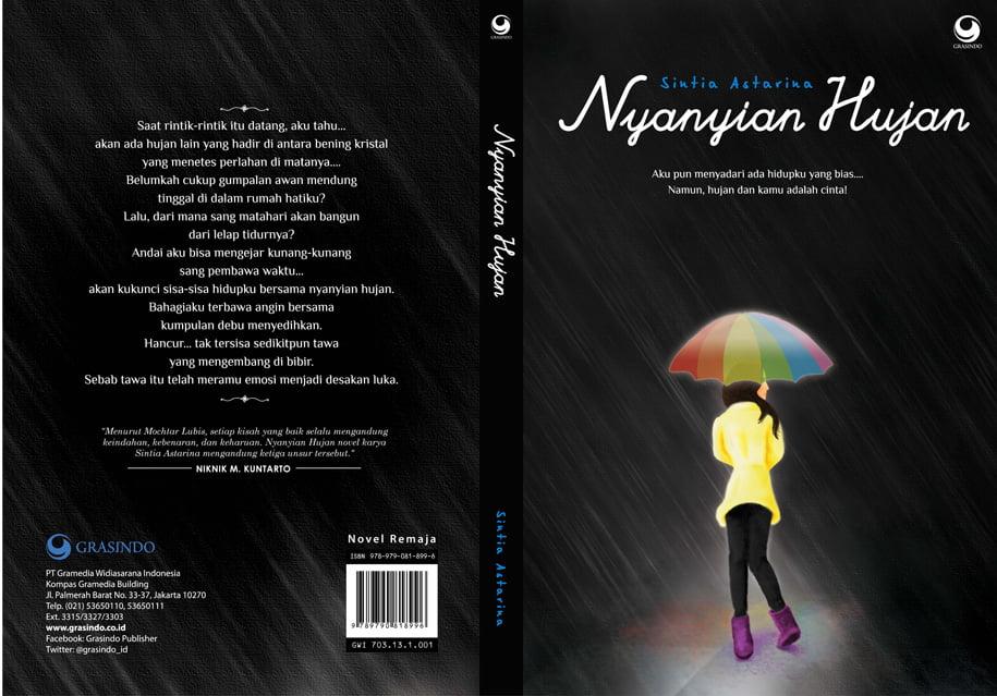 Bedah Buku dan Peluncuran Novel Nyanyian Hujan