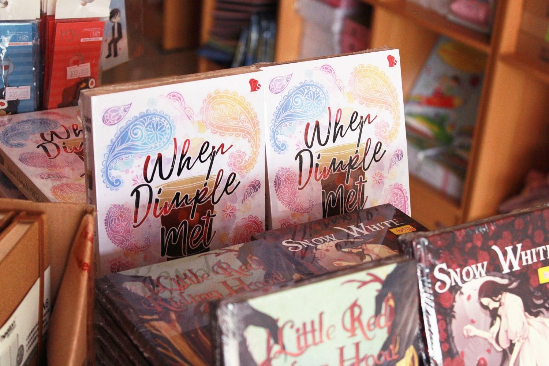 Borong Buku dan Merchandise Sepuasnya di Haru Bookstore Gading Serpong