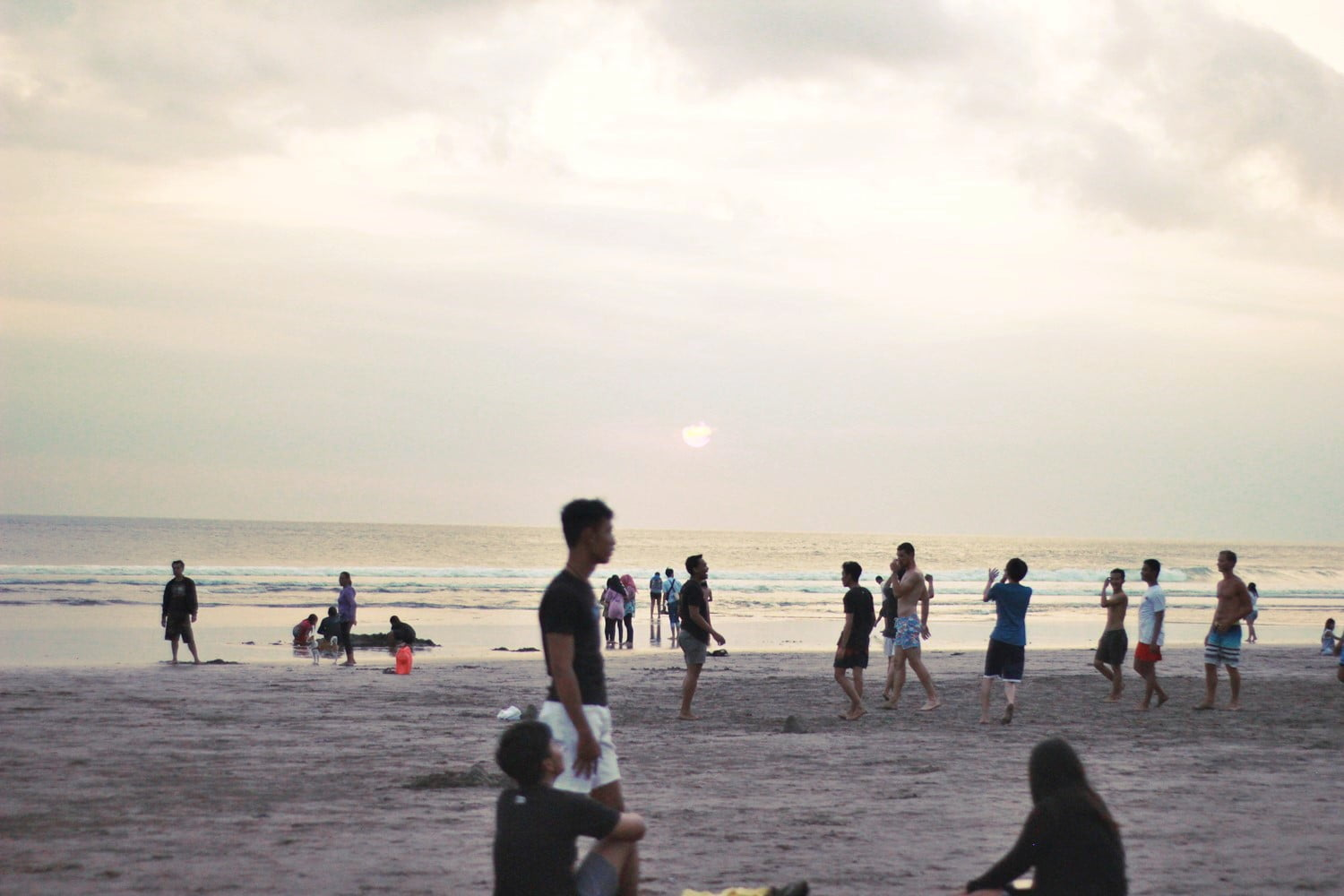 Double Six Beach Bali