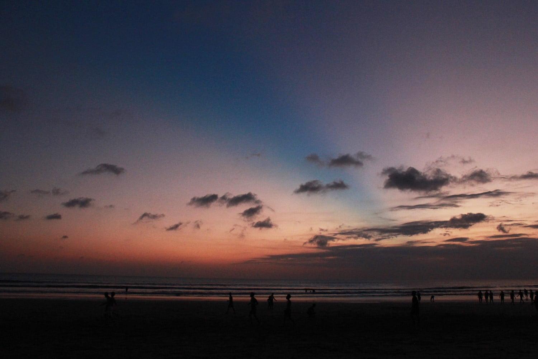 Melipir Sejenak di Double Six Beach Bali Sebelum Kembali ke Jakarta