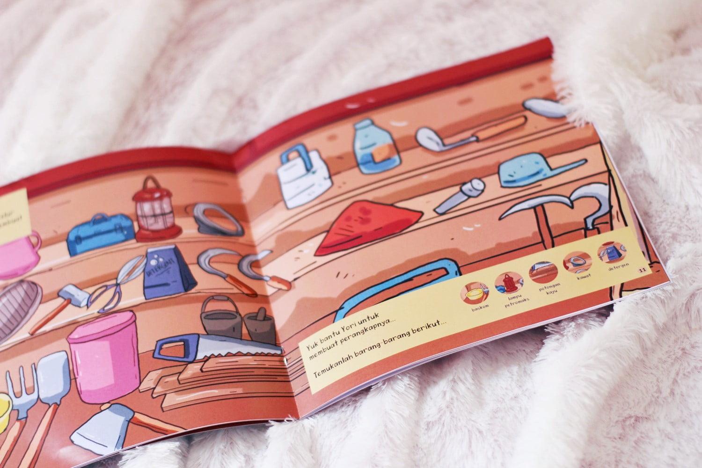 [BOOK REVIEW] Seri Kemiri Yori Karya Book For Mountain