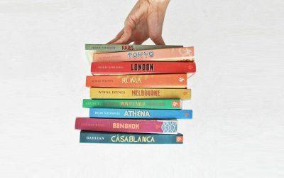 5 Tips Memilih Buku untuk Dibawa Saat Traveling