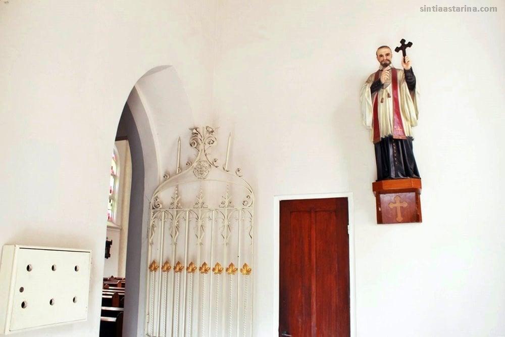Gereja Tertua di Surabaya Gereja Katolik Kelahiran Santa Perawan Maria