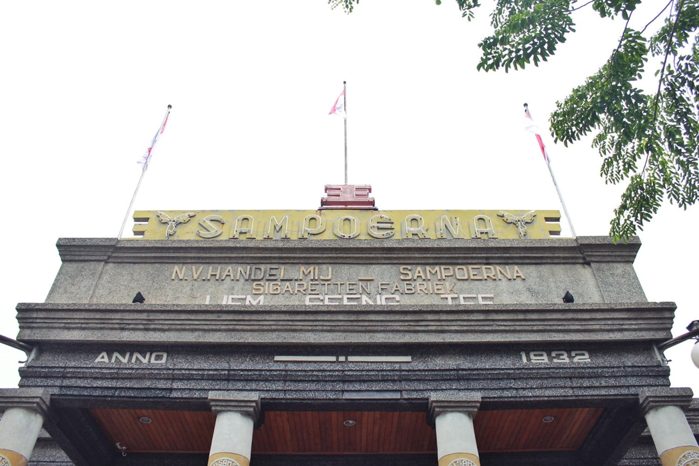 Kepincut Kerennya House of Sampoerna Surabaya