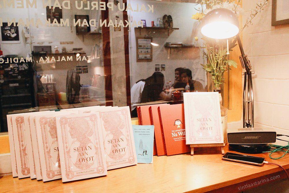 Toko Buku Independen POST, Surga Kecil Para Pencinta Buku