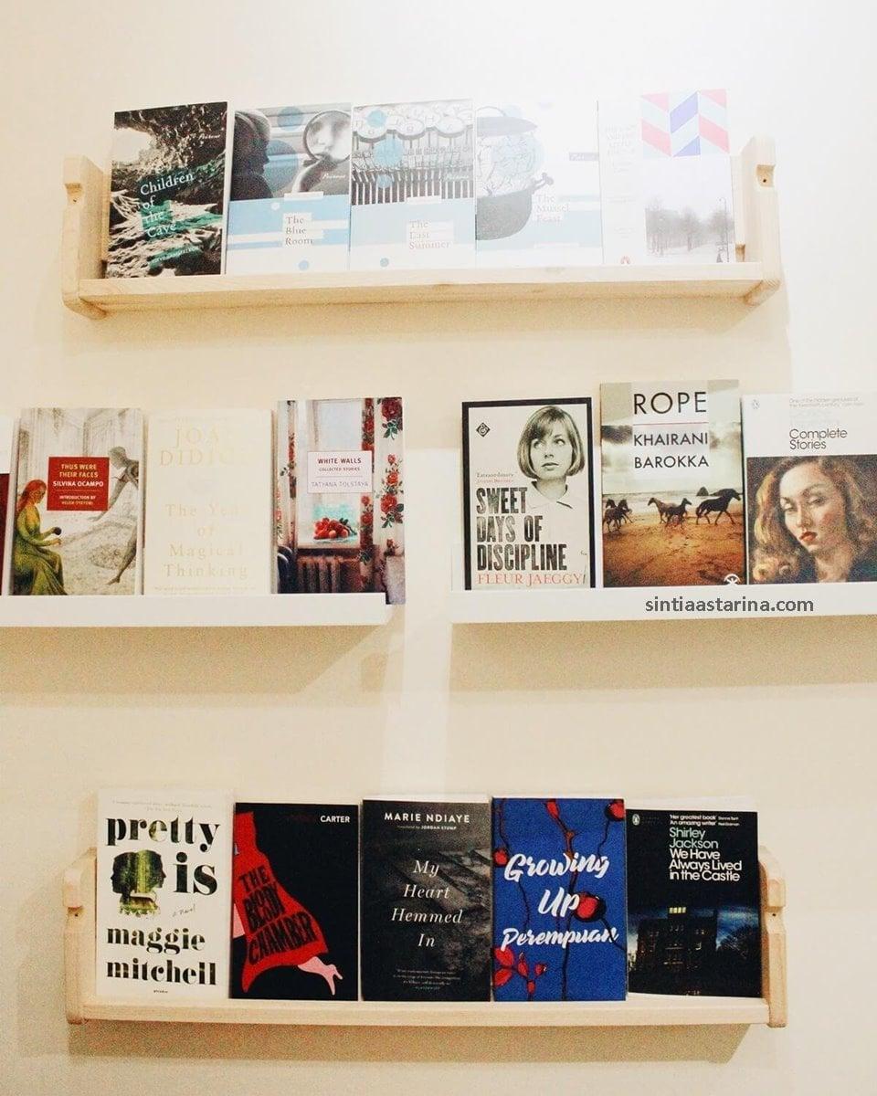 Transit Bookstore Pasar Santa