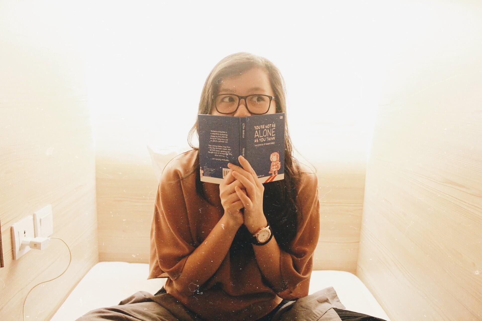 7 Inspirasi Tempat Baca Favorit Para Bookstagrammer