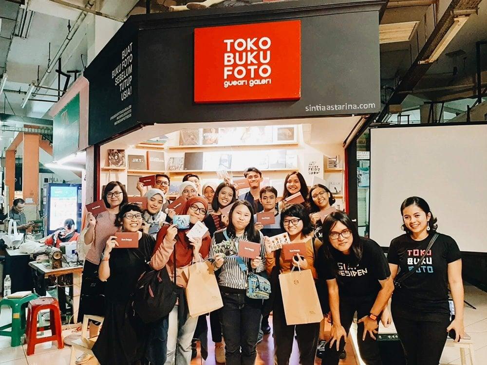 Gueari Galeri - Indie Bookshop-Tour Tur Toko-Buku Independen Perdana di Jakarta-3-1