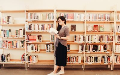 Perpustakaan Goethe-Institut Jakarta: Tempat Asyik Belajar Budaya Jerman