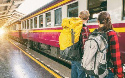 Ke Surabaya Naik Kereta Api Argo Bromo Anggrek yang Nyaman