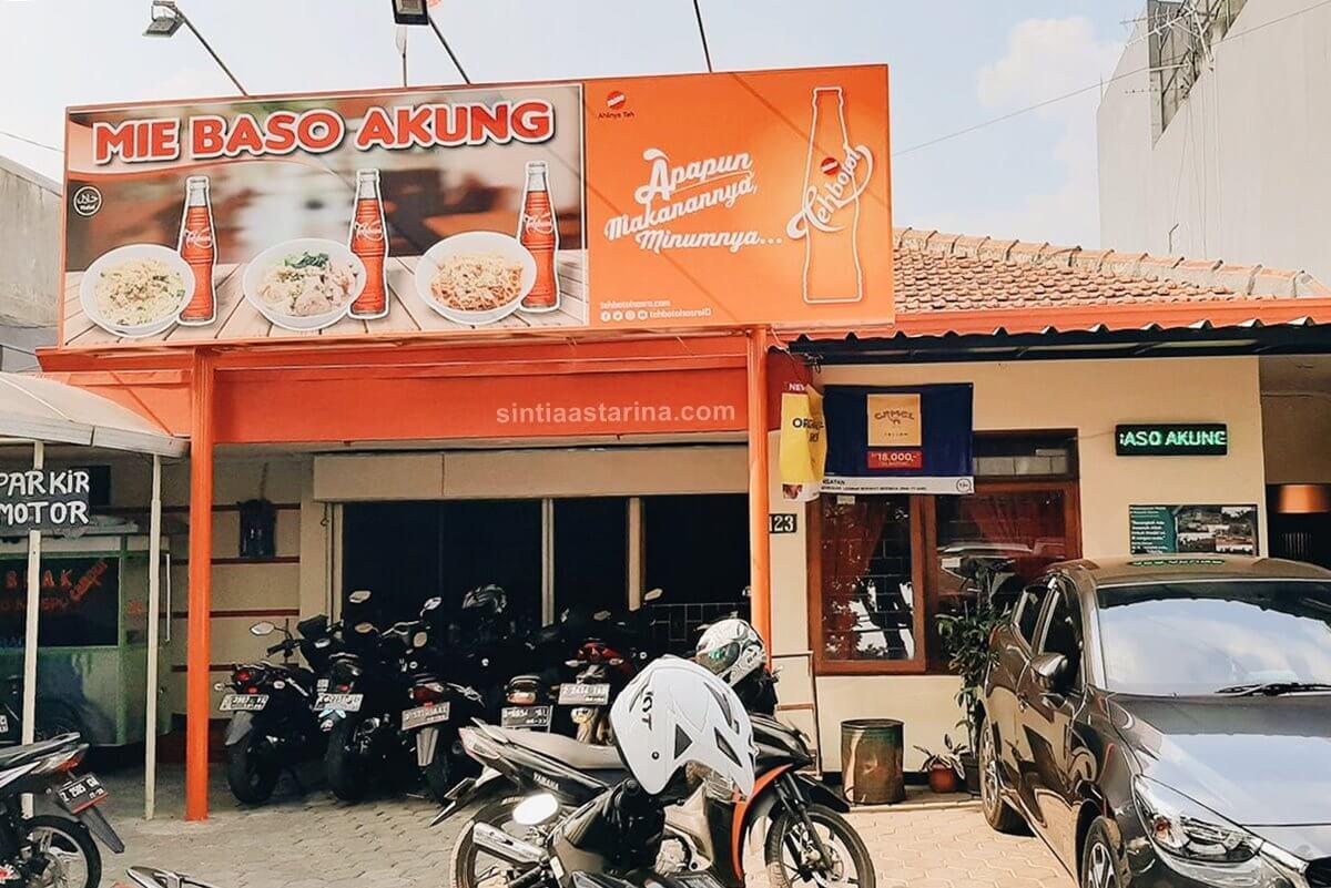 Mie Baso Akung Bandung