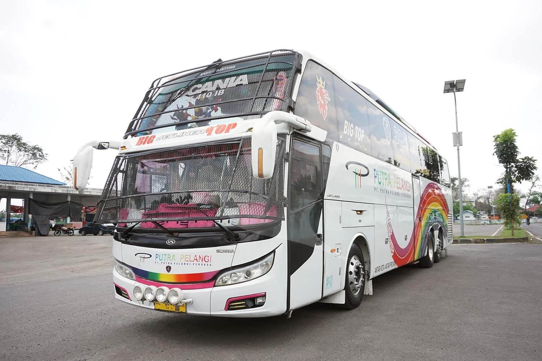 Pengalaman Naik Bus Putra Pelangi dari Bandung ke Medan