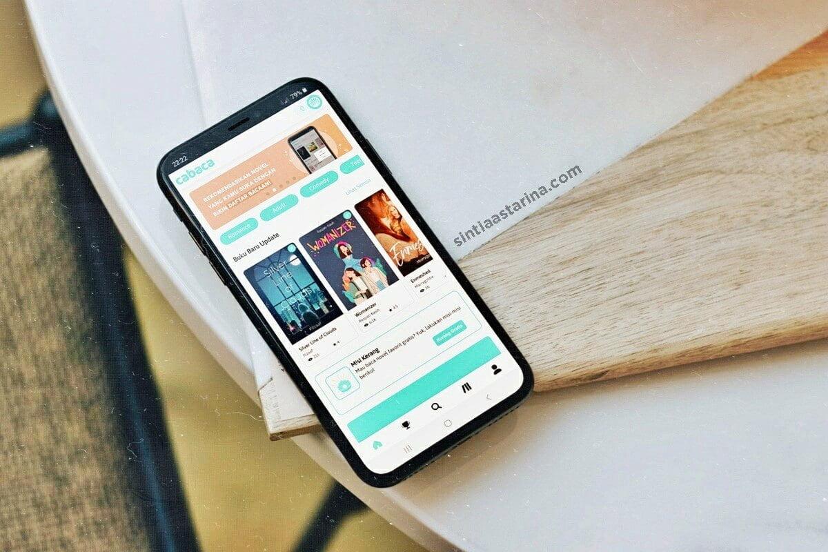 Pengalaman Menggunakan Cabaca, Platform Penyedia Bacaan Alternatif