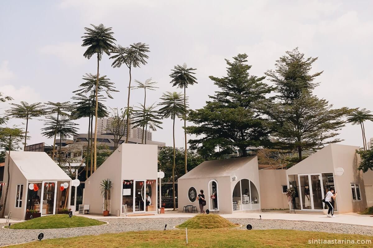 Kumulo BSD: Tempat Nongkrong Kreatif di The Breeze, Tangerang