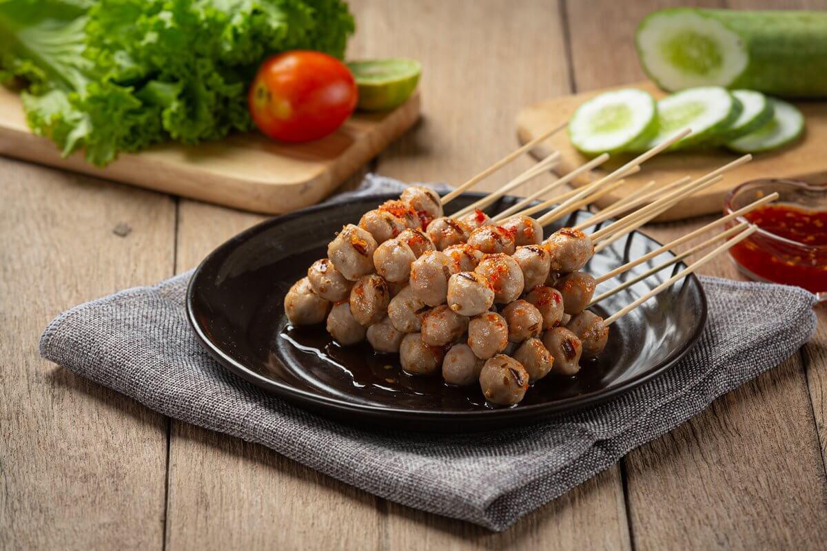 Bakso Bakar Malang, Rekomendasi Bagi yang Bosan Hidangan Kuah