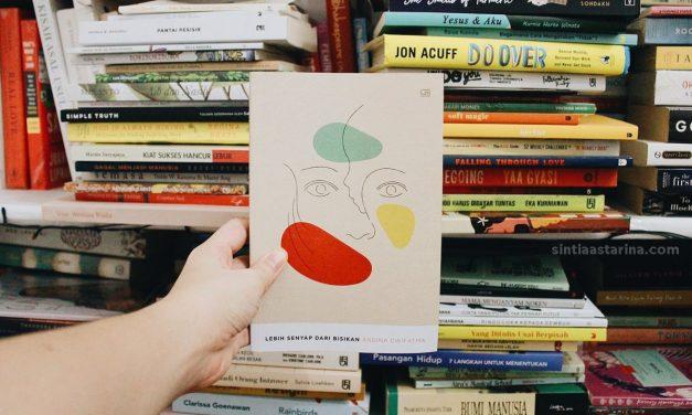 [BOOK REVIEW] Lebih Senyap dari Bisikan Karya Andina Dwifatma