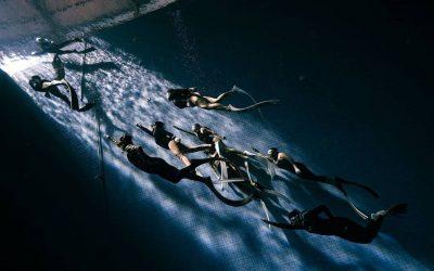 Lewat Apnea Culture, Mikhael Dominico Ungkapkan Cintanya pada Freedive