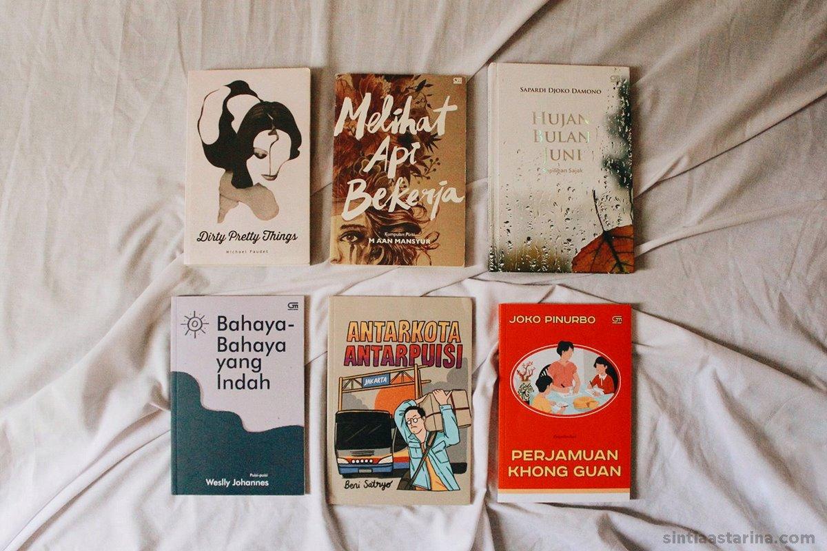 Kenapa Membaca Buku Puisi dan Pertanyaan-Pertanyaan Lainnya